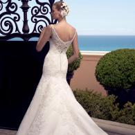 Lace Wedding Gown With Long Train